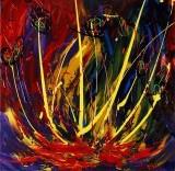 Wild fire, 2005